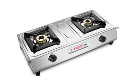 Double Burner Gas Stove SU 2B-210 MAGIC