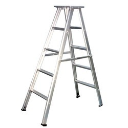SKL Self Supporting Aluminum Step Ladder