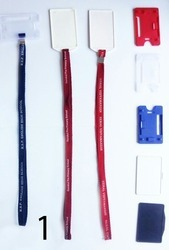 ID Card Lanyard Holder