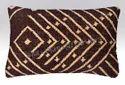 Geometric Jute Pillow Covers