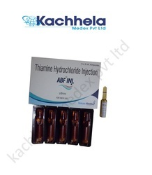 Thiamine Hydrochloride Injection, Packaging Type: Strips