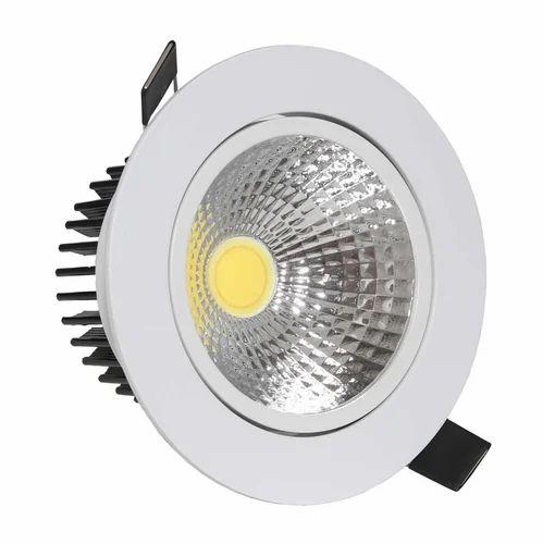 Aluminum 10w Led Cob Spot Light Rs 310 Piece Ecowhite