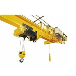 Double EOT Crane Overhauling, Travel Speed: 10-15 m/min, Maximum Lifting Capacity: 1-5 ton