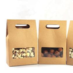 Display Window Paper Bag