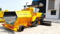 Semi Sensor Mechanical Paver Finisher