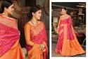 Lifestyle Present Sarthak Vol 3 Patola Rich Pallu Traditional Wear Saree