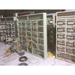 Mild Steel Electrical Distribution Panel, 500 Kva