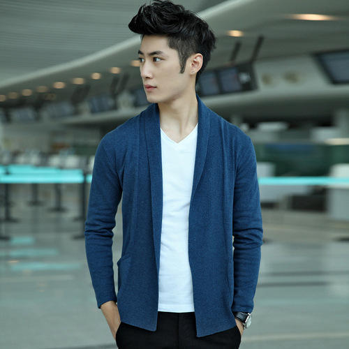 Blueberry Korean Men S High Fashion Sweaters Jacket Rs 599 Piece