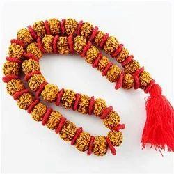 5 Mukhi Rudraksh Kantha Mala