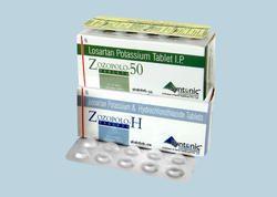 Losartan Potassium , Hydrochlorothiazide