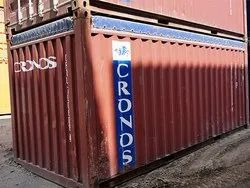 20 Open Top Shipping Container