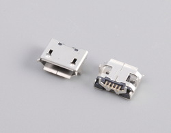 USB and Micro Jack Connector