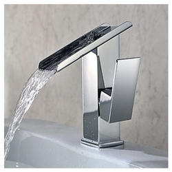 Single Handle Bathroom Faucets