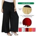 Ladies Pocket Plain Palazzo