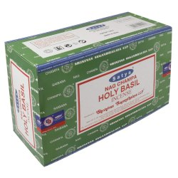 Satya Holy Basil Incense Sticks