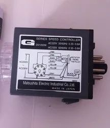 DV-1202W Instruction Manual AC Geared Motor Speed Controller