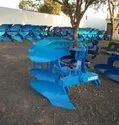 Manually Reversible Plough