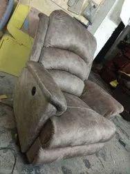 Lofty Dreams Suede Recliner Sofa Set