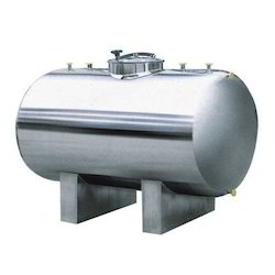 Horizontal Storage Tanks