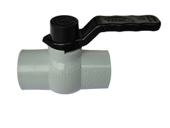 pp gray ball valves