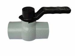 pp gray ball valves