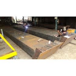 Heavy Test Tables Fabrication Service