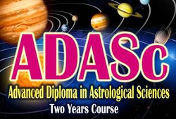 Advanced Diploma in Astrological Sciences