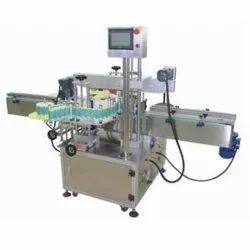 Raj Sticker Labeling Machine, Capacity: 60bpm