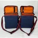 Sonu Bag Manufacturing Company Plain Trendy Matty Lunch Bag