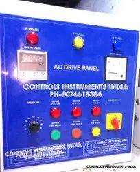 Three Phase Digital ELEVATOR AC DRIVE CONTROL PANEL, Provided
