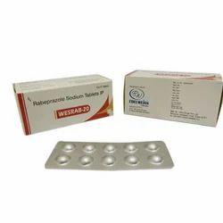 Rabeprazole Sodium Tablets Wesrab-20
