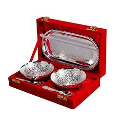 Silver Plated German Bowl Set