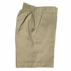 Cotton School Uniform Short Pant
