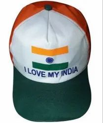 Printed National Day Cap