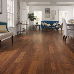 8.3 Mm Laminated Wooden Flooring Services