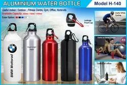 Aluminum Water Bottle H-140