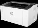 Monochrome Hp Laser Printer 108w