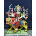 Marble Durga Mata Ji Statue