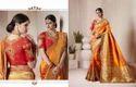 Sakhi Saheli Banarasi Silk Designer Saree