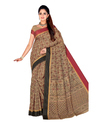 Chanderi Saree