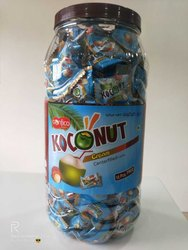 Koconut Cream Candy Jar