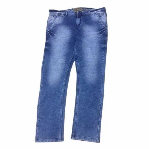 Party Wear Mens Plain Jeans 2cf5f6ba4