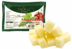 Mooz Pizza Mozzarella Cheese, Packaging: Pouch