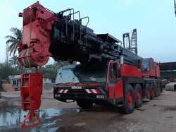 Telescopic All Terrain Crane Demag AC535 - 180Ton - For Sale