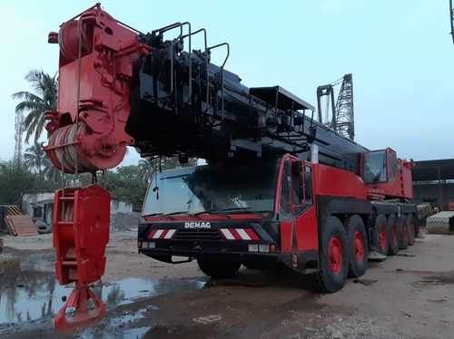 Telescopic All Terrain Crane Demag AC535 - 180Ton - For Sale