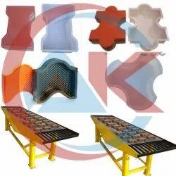 AK Interloking Tiles Making Machine