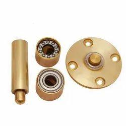 Bottom & Upper Part Aluminium Pivot
