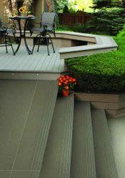 Porcelain Johnson Steeping Stone Stair tiles, Size: 120X30 cm