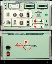 Manual Tan Delta and Capacitance Test Set PE HVTD 12/100