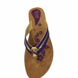 Women Ladies Pu Slippers, Packaging Type: Box